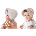 0 12M Sweet Lovely Princess Kids Girls Baby Hat Beanie New Lace Floral Caps LD789