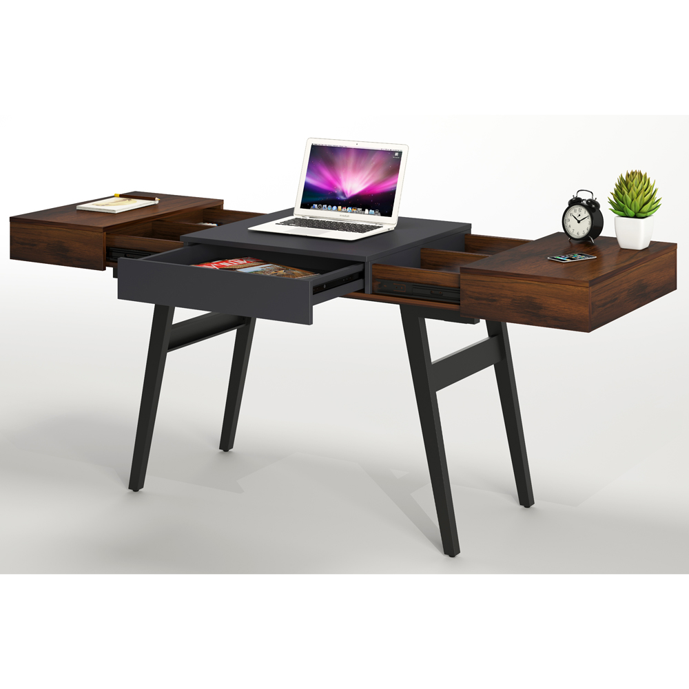 - Small Compact Desktop Computer Table With Wheels - Buy Compact