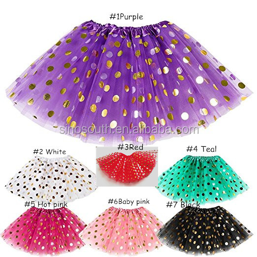 2016 3layer Puffy brithday baby girls Wholesale fairy ballet tutu
