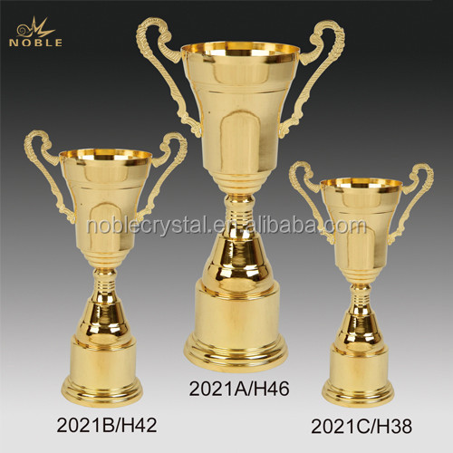 Metal Gold Cheap Custom Sports Trophy Cup