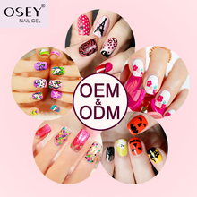 OSEY produttore soak off <span class=keywords><strong>gel</strong></span> uv colore nail art design polacco kit <span class=keywords><strong>set</strong></span>