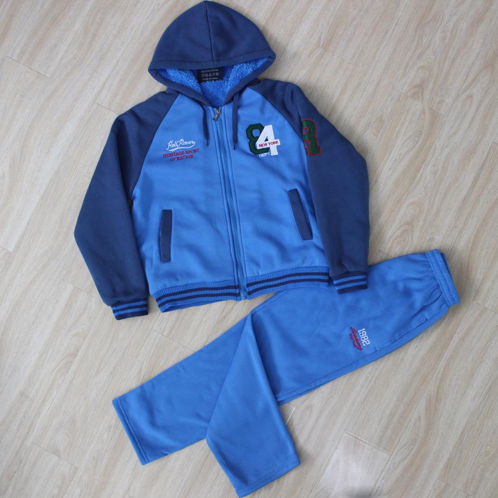 Kids Dress Design For Boys Tracksuit Custom Clothing Manufacturers