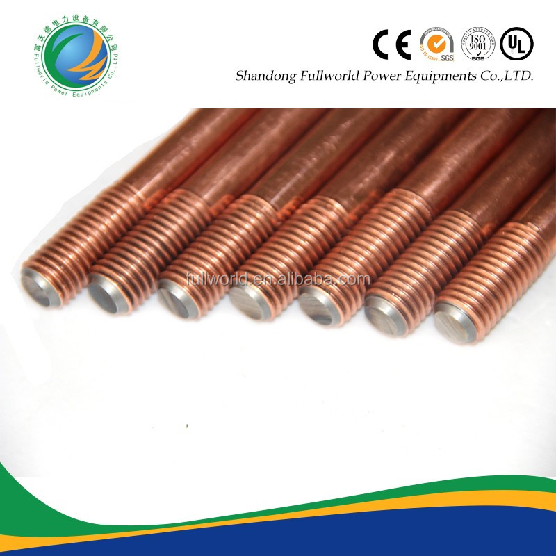 copper clad steel ground strip