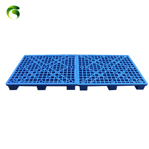 China Factory Seller iso standard industrial plastic pallet