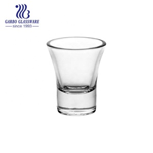 Latest Style shot glass tequila shot glass mini wine shot glass