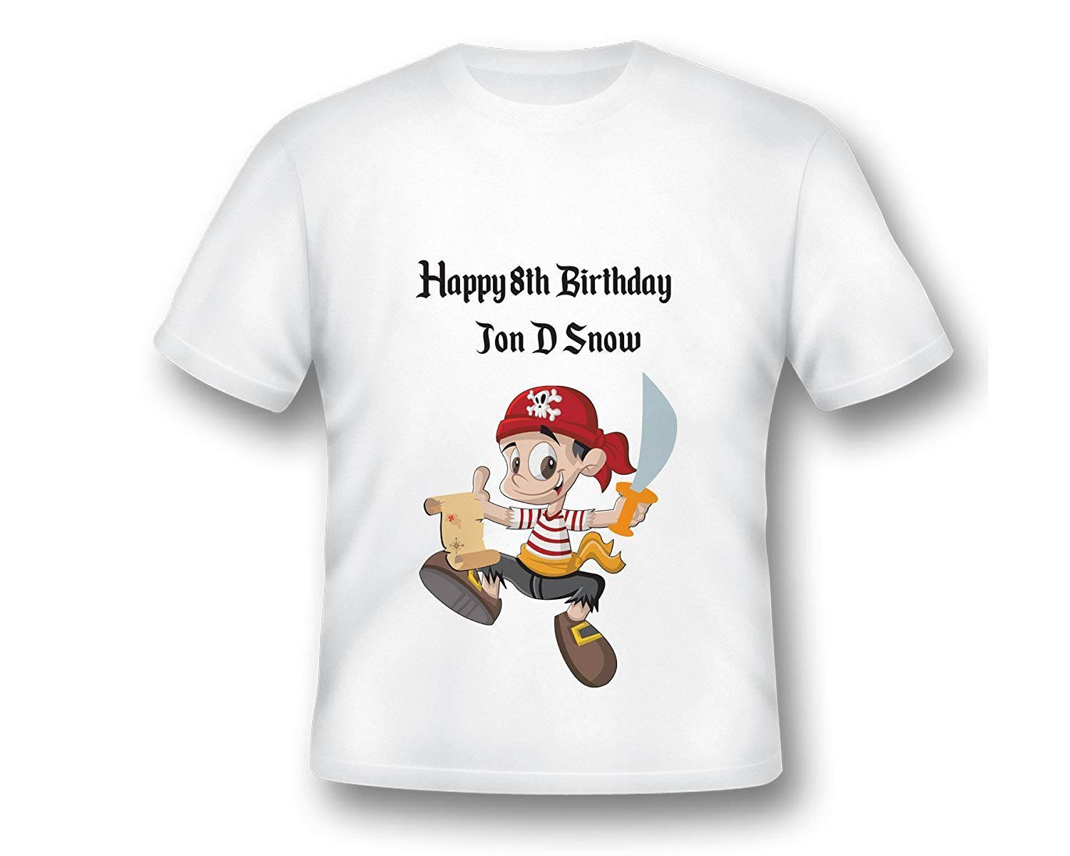 035591404 Get Quotations · Personalized Boy Pirate Birthday Shirt, Male Pirate  Birthday Party, Pirate Tshirt, Custom Shirt