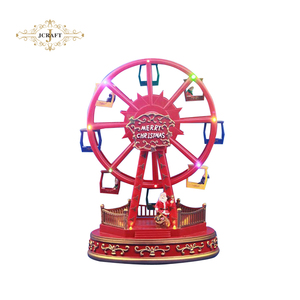 Ferris wheel model led lighting fixture playground