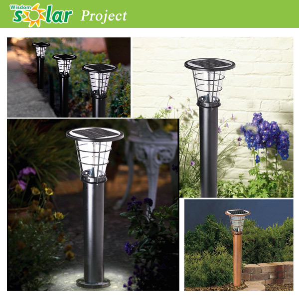 On Sell 4w Stainless Steel Led Garden Solar Lights Ip65 Outdoor