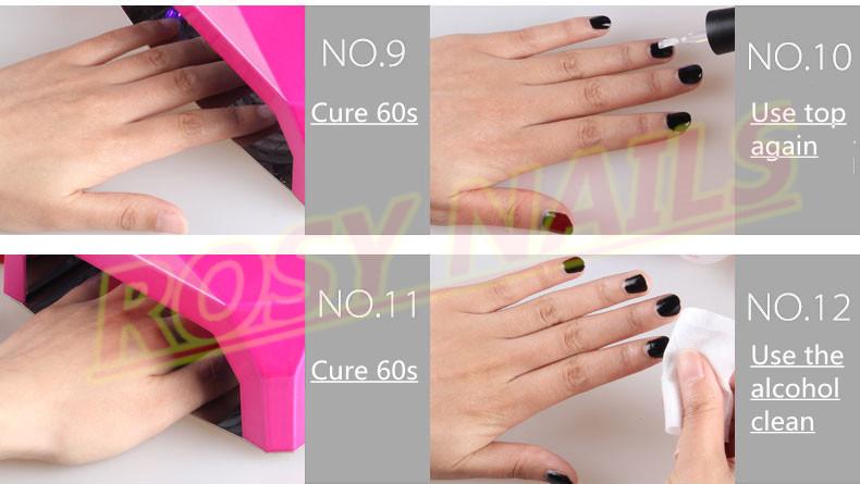 2016 New Nail Art Paint 3D Diamond Nails Magic Color High Quality Cat Eye Gel