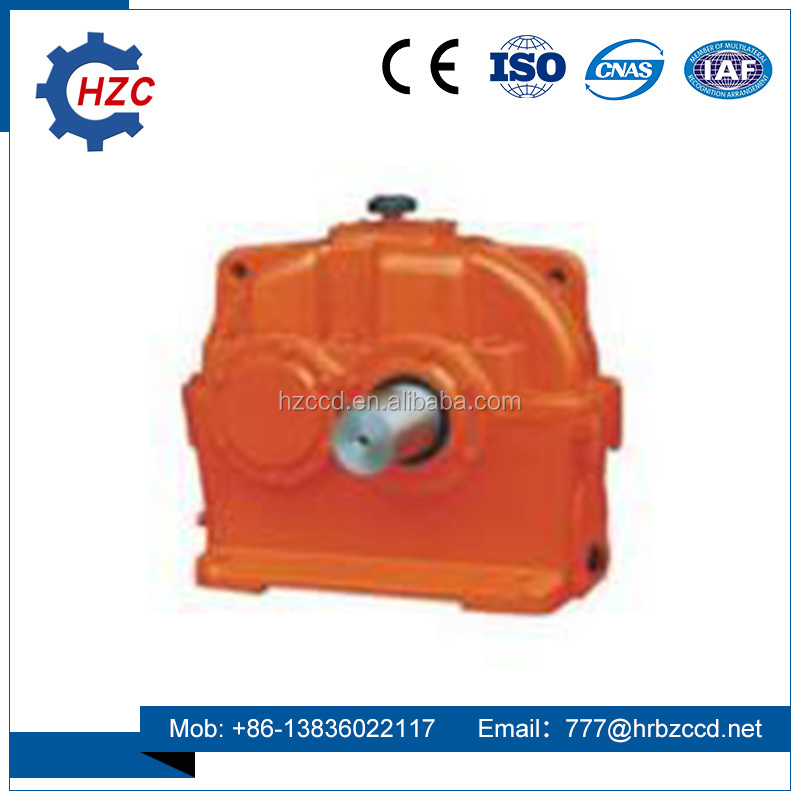 Hot Sale ZDY /ZLY/ZSY/ZFY Series Cylindrical Reduction Gearbox
