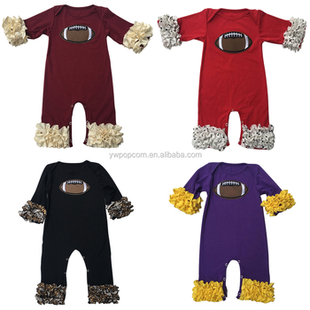 kids clothing cute baby girls organic cotton romper clothes
