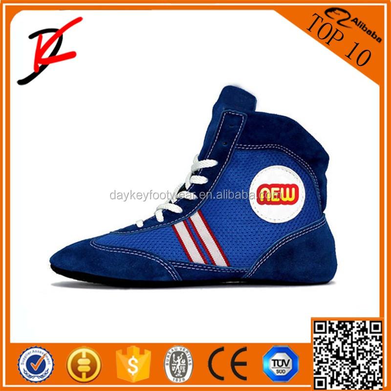 2016 Russian sambo wrestling shoes sambofki boots grappling MMA ...