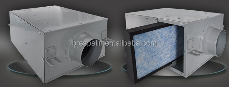 Pm2.5 Reinigung Hepa-filter Hvac System Inline-rohrventilator ...