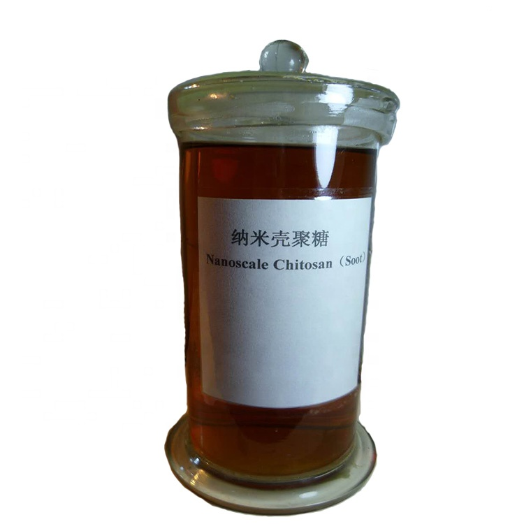 Water soluble Chitosan Biological pesticide and cosmetic raw material Pharmaceutical nanoscale chitosan <strong>liquid</strong>
