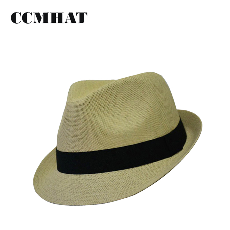 Ckf16618 Natural Tiny Paper Straw Fedora Hats - Buy Paper Straw Hats ... 712a473d074