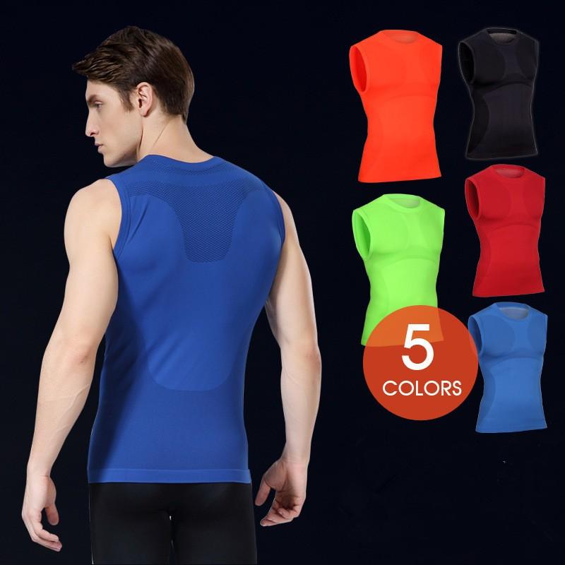 Men tight Pants Slim Compression Elastic Gymnastic Bicycling Swimming Pants 29