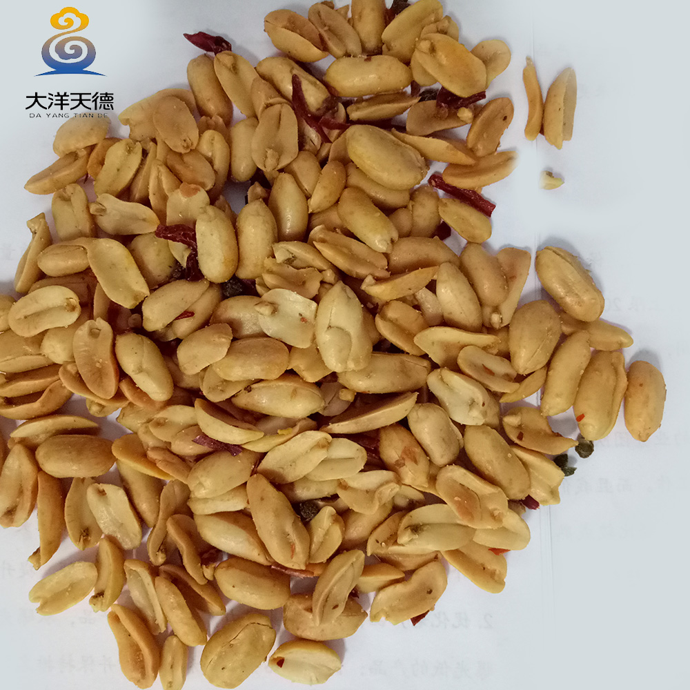 china wholesale spicy peanuts