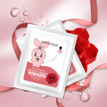 Mond'sub 2019 New Product Rose Conditioner Care Hair Tail Mask