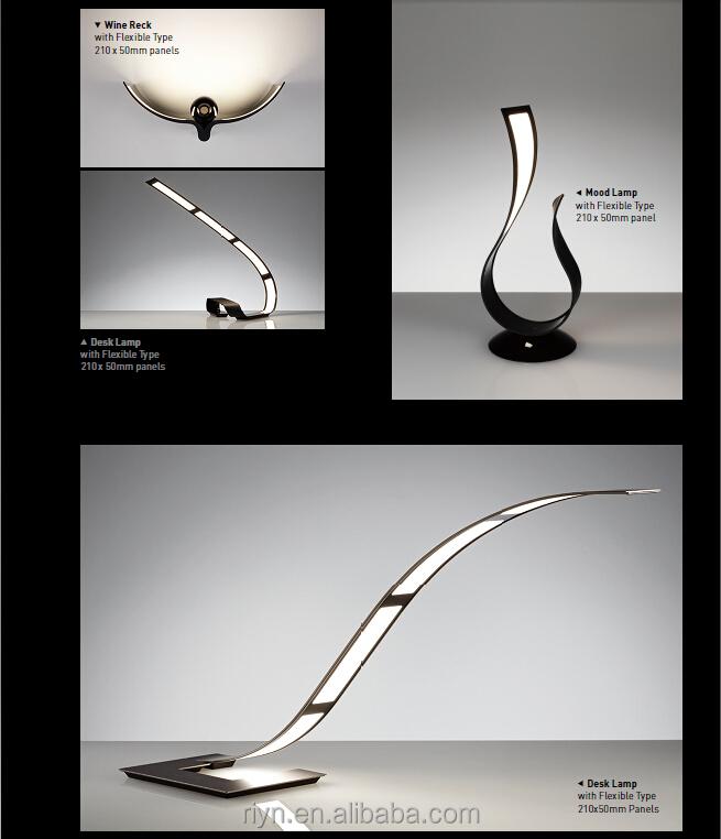 New Light Source 210 *50mm Plastic-based Flexible Oled ...