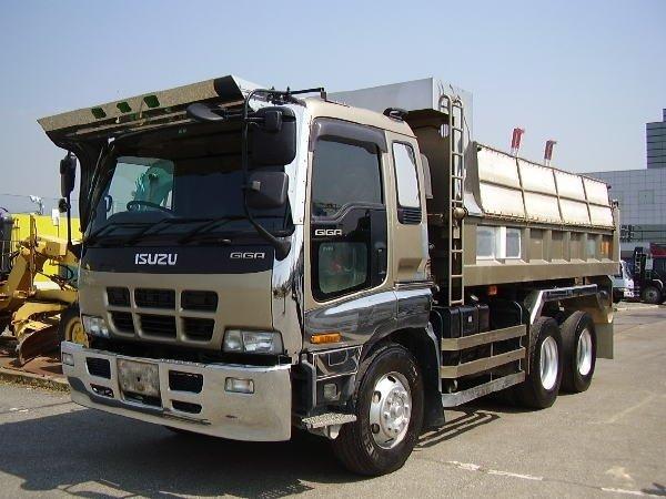 Kuvahaun tulos haulle isuzu giga dump truck