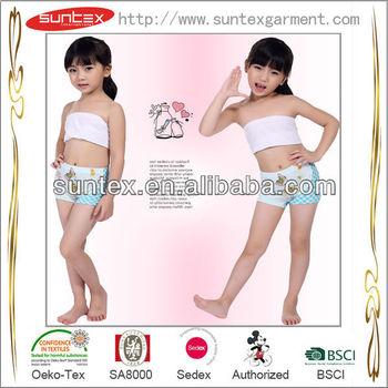 Children's Underwear For Girl's Briefs - Buy Children Thongs ...