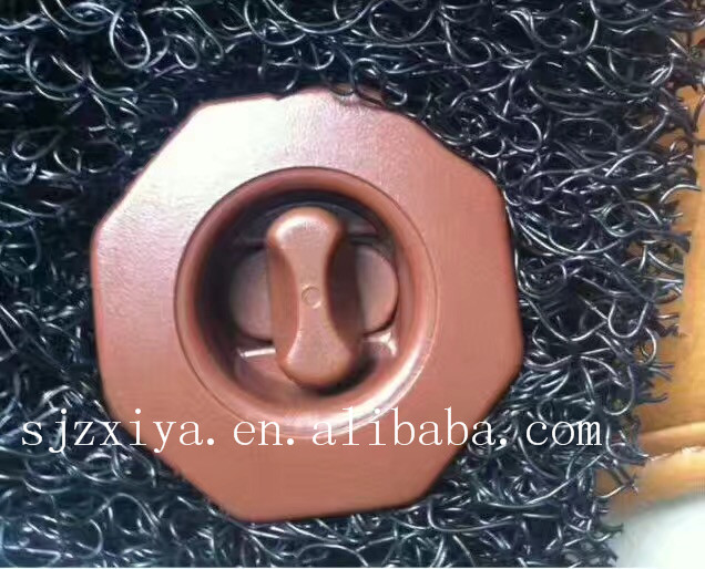 Wholesale car mat clips fixing clamps fasteners for car carpet
