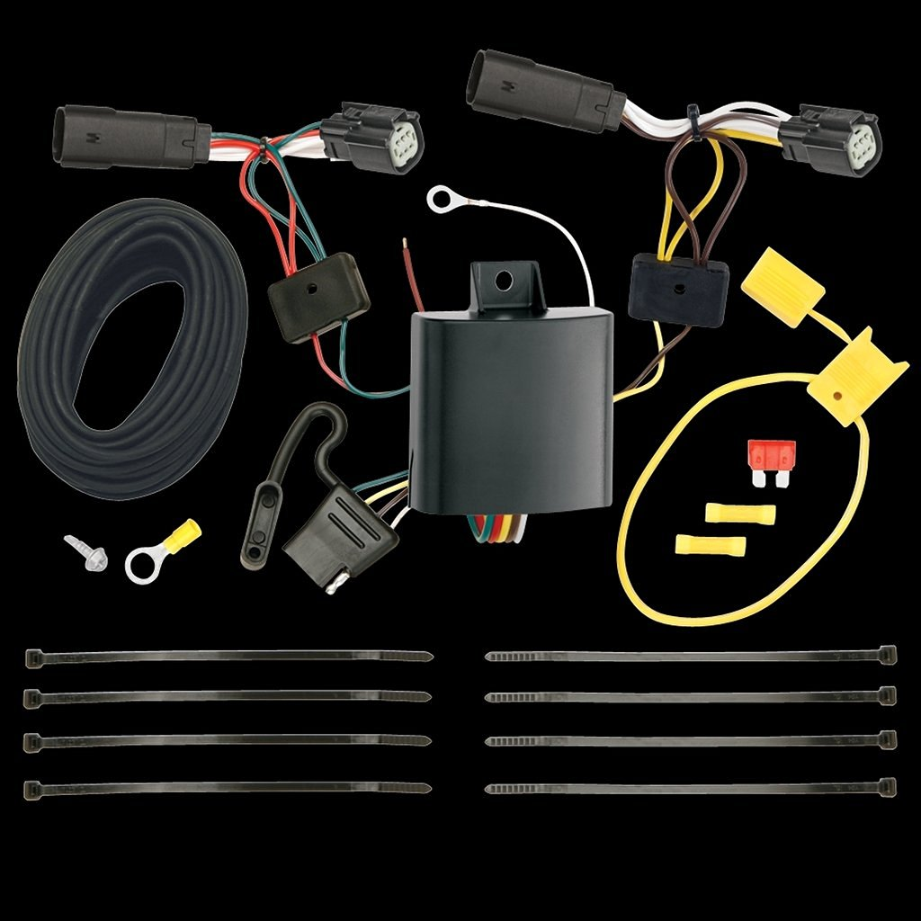 Cheap Wiring Harness For Trailer Hitch Find Rivco Get Quotations Tow Ready Lights Wire 118639 Fits 2014 Buick Regal