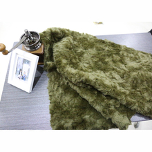 Professional wholesale plastic faux fur ball made in China