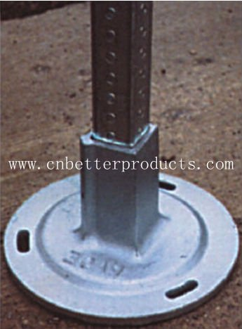 Round Sign Post Base Buy Round Sign Post Base 2 3 8