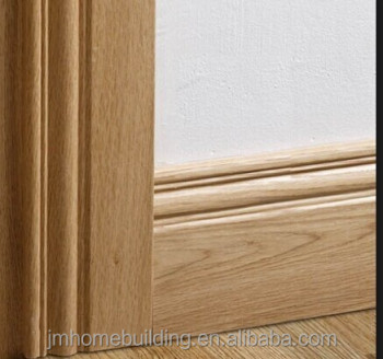 Door Frame Decoration premium quality wooden frame mouldings/door frames/baseboard - buy