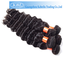 Best seller clip in human hair extensions brown blonde mix, clip in hair extensions one pack, mixed color hair weave