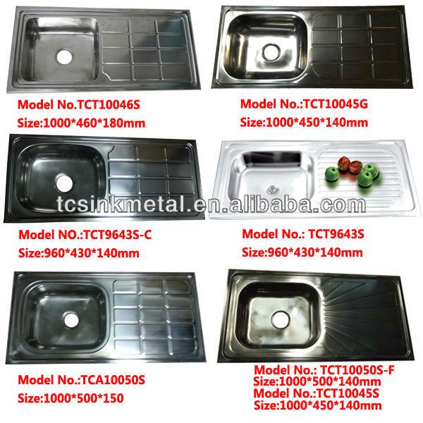 1000x500mm Cheap Philippines Kitchen Sink Design Buy Philippines