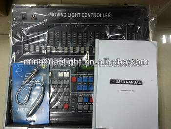 superpr moving light 512 dmx led controller
