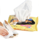Shoe Quick Shining Wet Wipes Sneaker Wipes Leather Shoe Cleaning Wipes