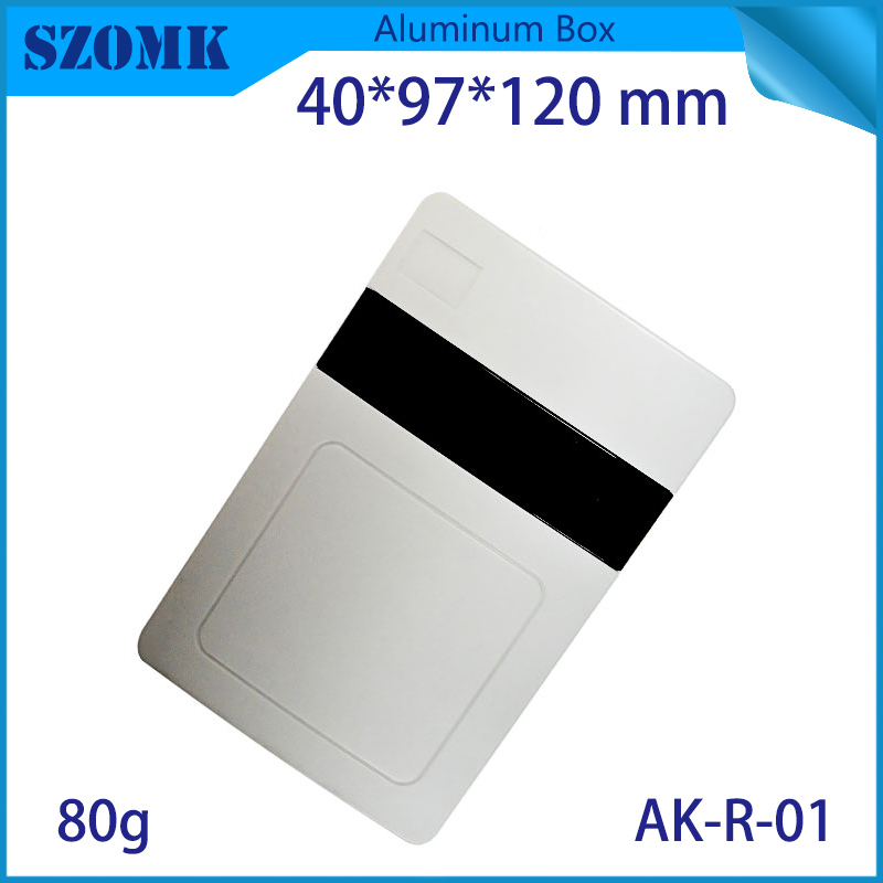 plastic box for electronic prject junction housing electronic ip 54 LCD wall mount box szomk enclosures