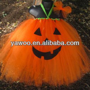 465eb44ce Cute! Newest Top Halloween Latest Party Wear Birthday Flower Girl ...
