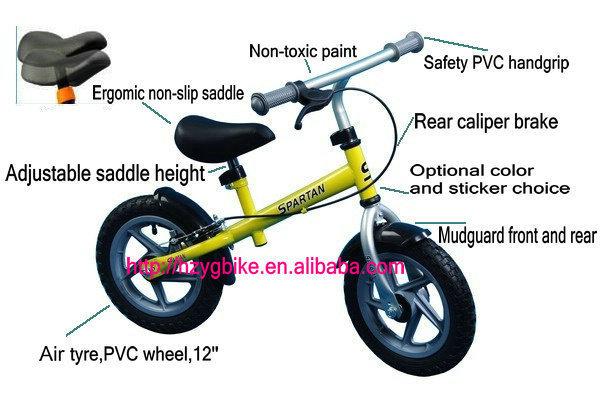 2016 Easy Rider First Bike 300mm Cineci Bici Kid Bike ...