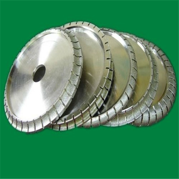 wuhan high margin products electroplated diamond marble cutting wheels