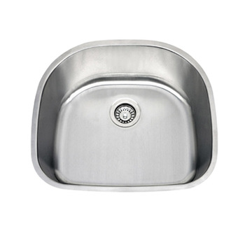 Pressed Stainless Steel Sink American Style Kitchen Sink Single Bowl Sink 2421 D Sharp Made In Malaysia Buy Single Bowl Sink Deep Single Bowl Kitchen Sink Malaysia Stainless Steel Sink Product On Alibaba Com
