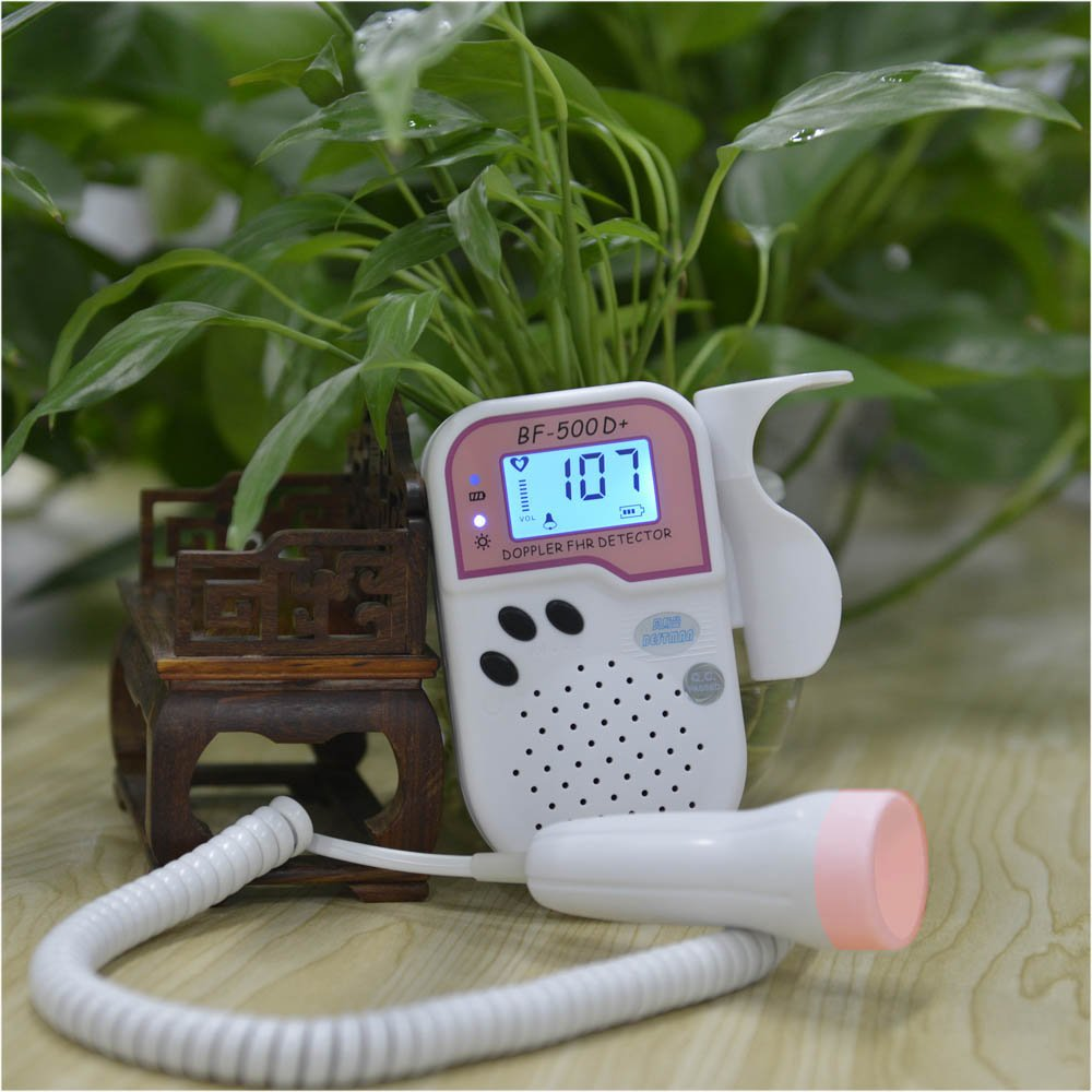 Heartbeat Baby Pocket Monitor Listener Amplifier, Ideal Gift for New Moms Baby Monitor