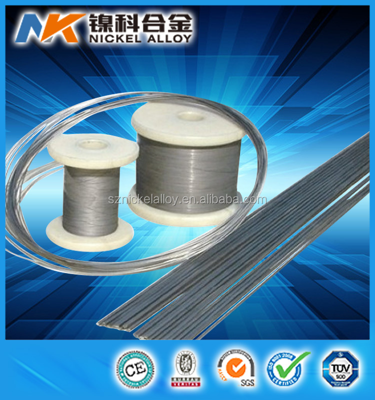 Niti Shape Memory Wire Superelastic 0.8 Mm Nitinol Spring Wire - Buy ...