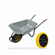 WB6414 100L 200KG loading best price garden heavy duty construction wheel barrow wheelbarrow