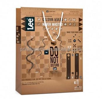 Print paper bag