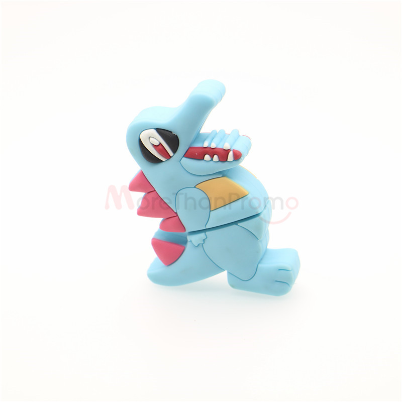 Wholesale Pricing Cute Kid USB Disk Cartoon Dragon USB Drives Shell With Your Design