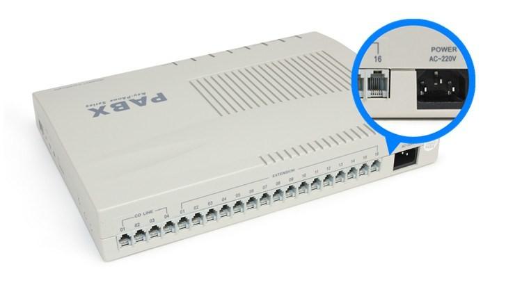 TC-416AK pbx system wholesale price