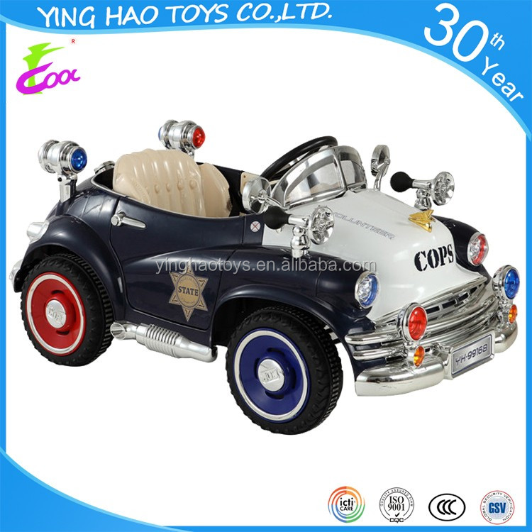 Most Popular Kids Battery Operated Ride On Car 6V Electric Remote Control Ride On Toy Car