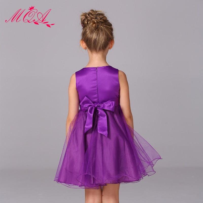 259e5bb4735007 Charmant kinderen meisjes tule jurk pailletten kant bruiloft slijtage jurk  L8089