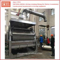 Low price Rotary scratch drum dryer for food