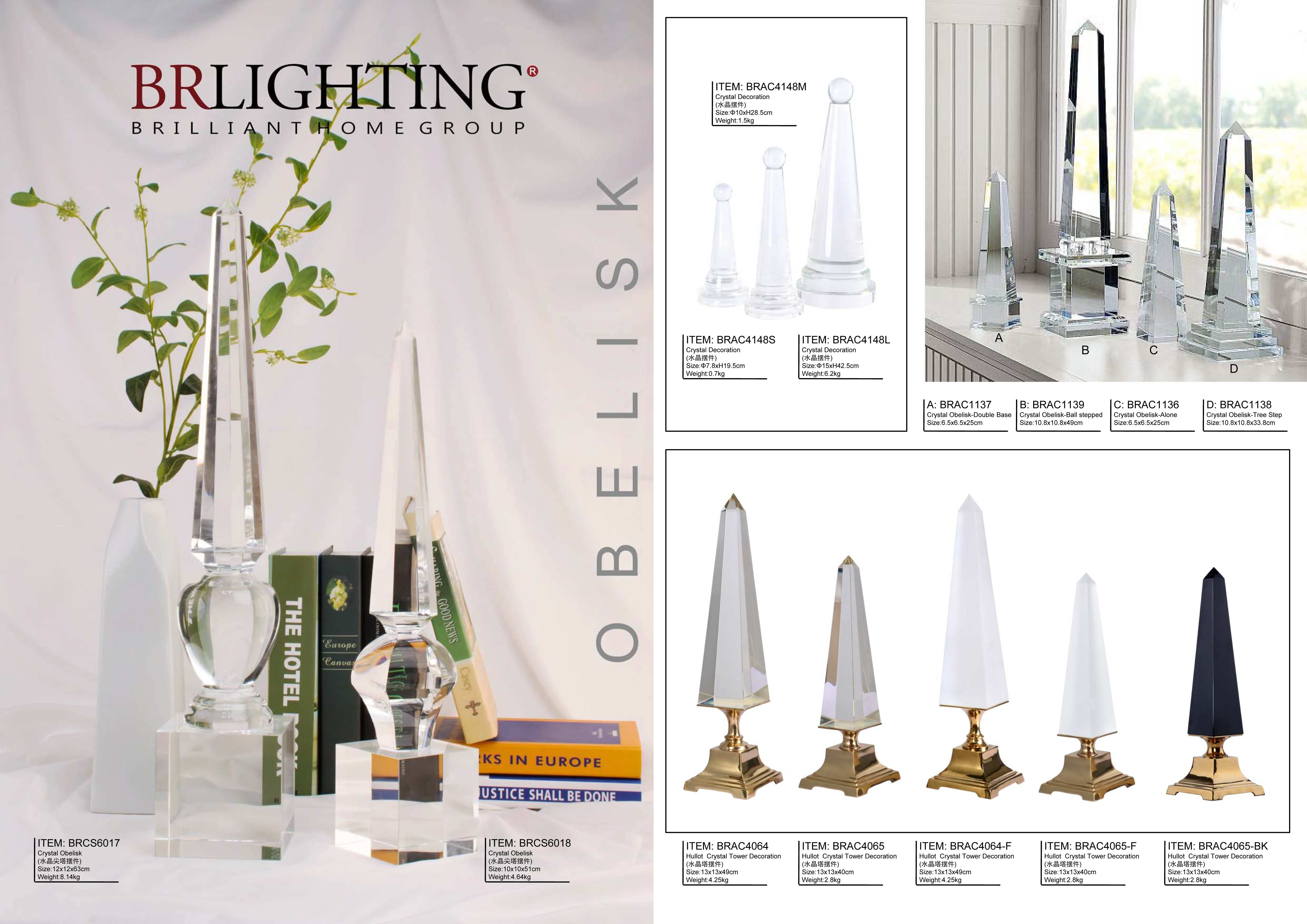 Crystal Home Accessories
