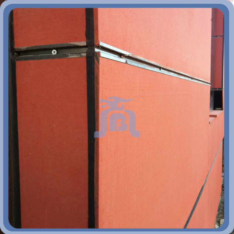 Merrin Board-Pure Colour,High Quality Reinforced High Strength Thermal Insulated Curtain Wall,Calcium Silicate Board